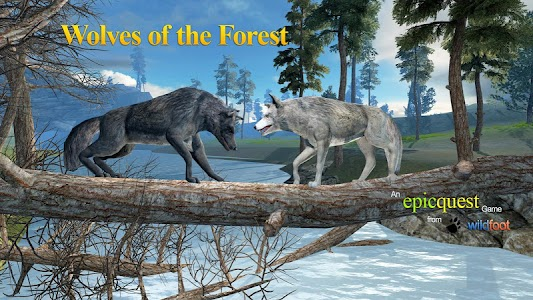 Wolves of the Forest screenshot 0