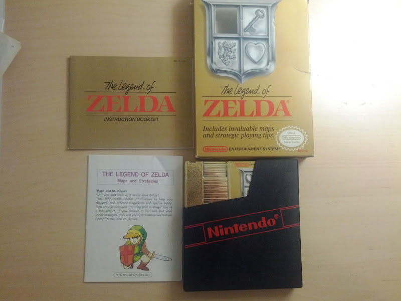 Photo: Came with all original inserts.
