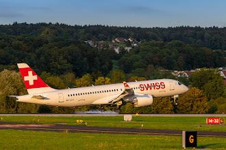 Photo: Flughafen Zürich
