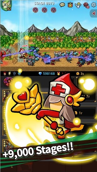 Endless Frontier, RPG online- screenshot thumbnail