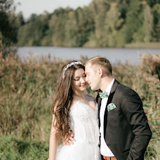 Wedding photographer Olga Mikulskaya (mikulskaya). Photo of 01.10.2017
