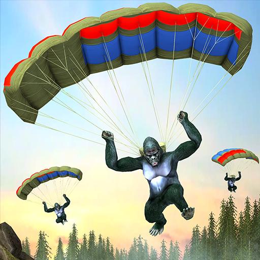 Baixar Gorilla G Unknown Simulator Battleground para Android