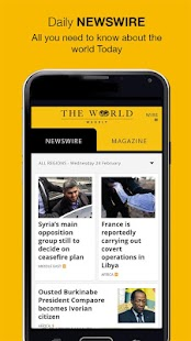 The World Weekly - náhled
