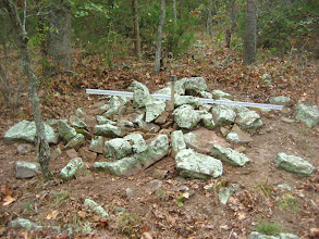 Photo: Cairn #1 - One of the smaller examples