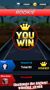 3D Bowling Master Screenshot