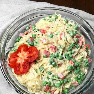 Potluck Pasta Salad.