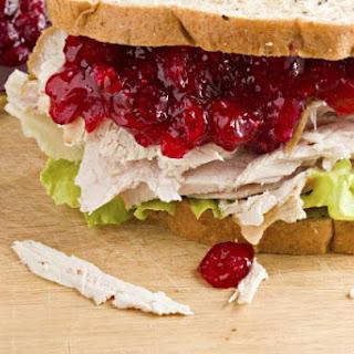 Next Day Turkey Sandwiches