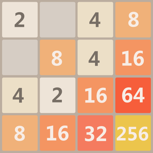 2048 Charm: Classic & New 2048, Number Puzzle Game file APK for Gaming PC/PS3/PS4 Smart TV