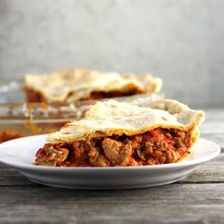 Italian Pot Pie.