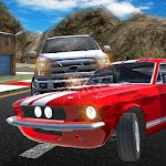 Extreme GT Car Racing Stunts: Impossible Tracks Icon