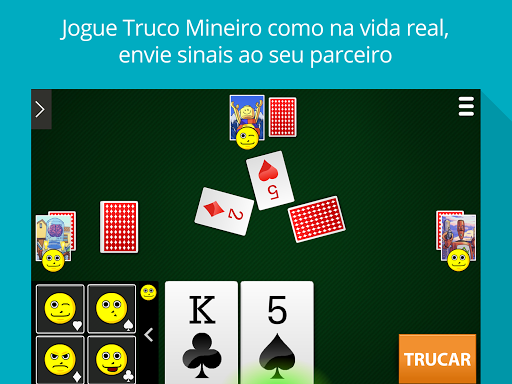 Truco Mineiro Online 3.8.0 screenshots 8