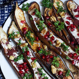 Middle Eastern Eggplant Recipes.