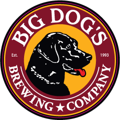 Logo of Big Dog's Barrel Aged Tripel Dog Dare
