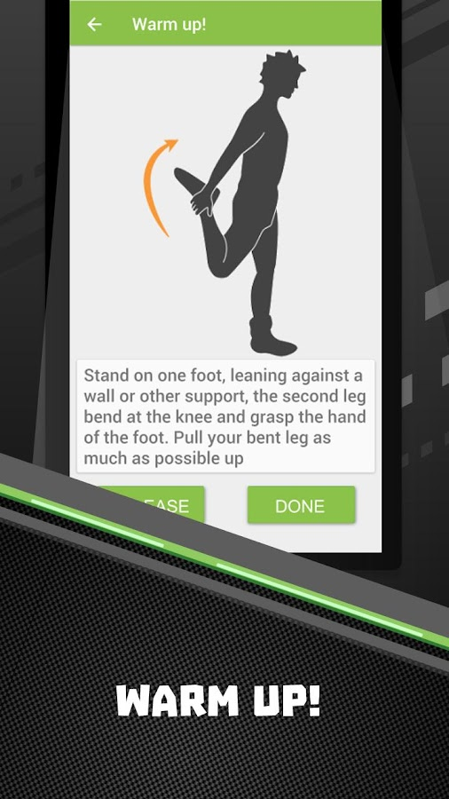 300 Squats workout Be Stronger- screenshot