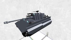 E50 mit 7.5cm KwK 40 L/48