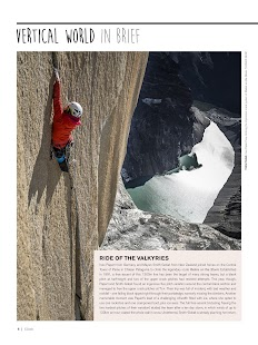 Climb Magazine- screenshot thumbnail