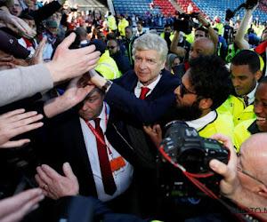 Arsène Wenger a rencontré le dirigeant d'un grand club européen