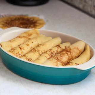 Corn Crepes