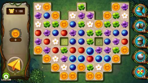 Mystery Forest - Match 3 Fun  screenshots 3