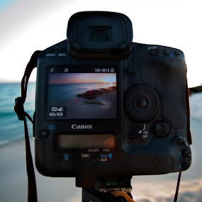 Canon by Cristobal Garciaferro Rubio - Products & Objects Technology Objects ( canon, mark iv, mexico, sunset, mark )