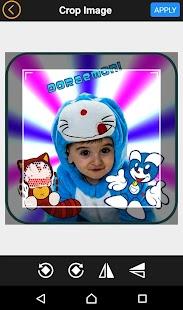Dorae photo editor stickers & emoji - náhled