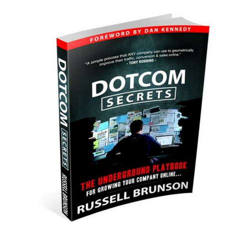 DotCom Secrets, Russell Brunson, Sales Funnels