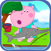 Funny Kids Fishing Games
