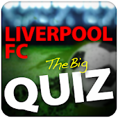 The Big Liverpool FC Quiz