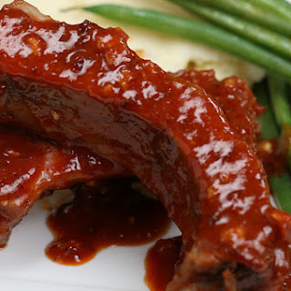 Spicy Slow Cooker BBQ