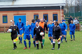 Photo: 15/01/11 v Young Warriors (Midland Combination League Div 2) 4-2 - contributed by Gary Spooner