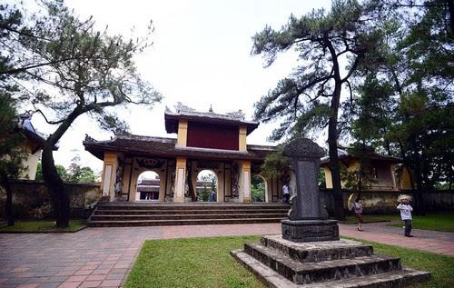 Chùa Thiên Mụ, thắng cảnh xứ Huế 7