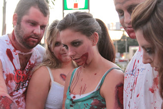 Photo: Ambling death squad