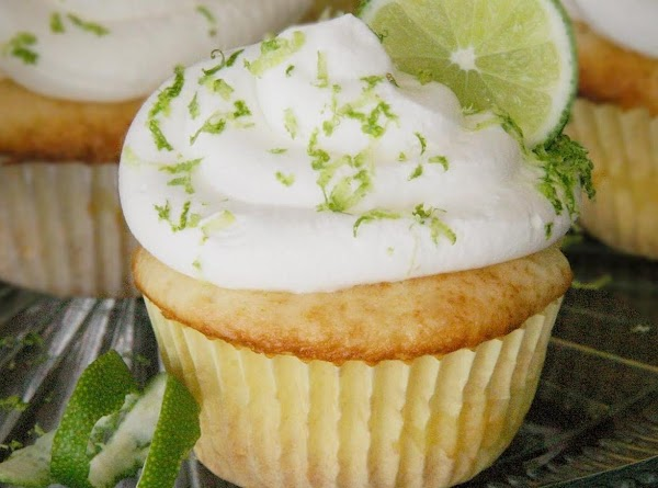 Key Lime Cupcake Recipe