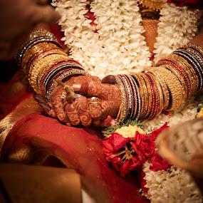 South Indian Ceremony by Nanda Kumar - Wedding Ceremony ( wedding, inidan, south indian, ceremony, indian wedding )