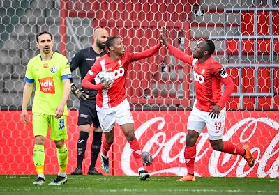 🎥 Malgré deux penaltys concédés, le Standard de Liège renoue avec la victoire contre La Gantoise