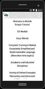 EZ-Matlab - náhled