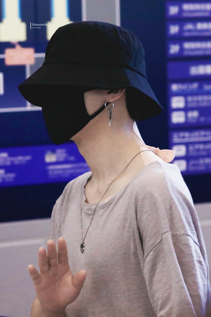 jimin neck bandage 6