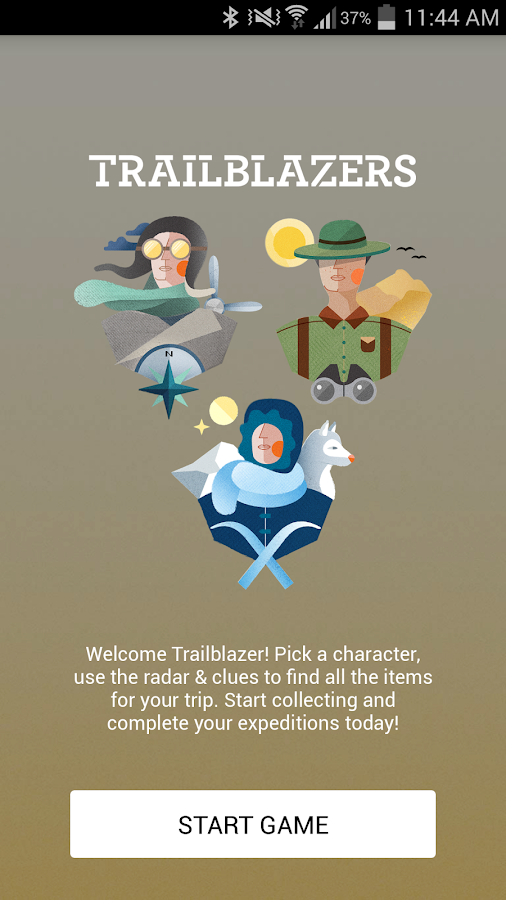 Trailblazers- screenshot