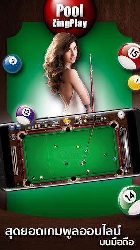 Pool พูล ZingPlay screenshots 1
