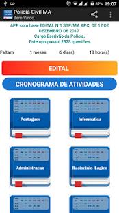 ESCRIVÃO DA POLICIA CIVIL-MA - náhled