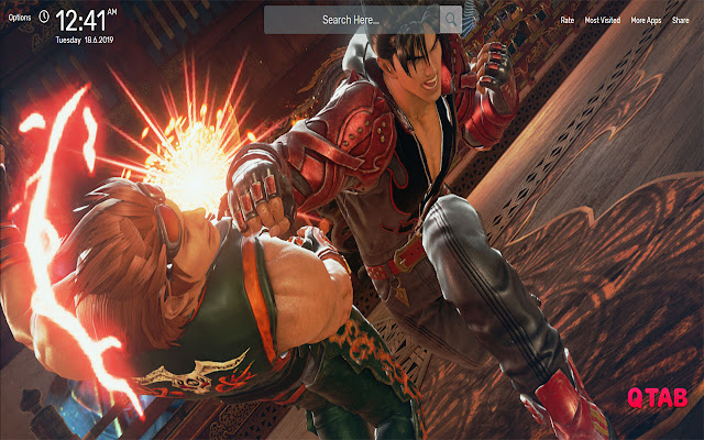 Tekken 7 Wallpapers Hd Theme