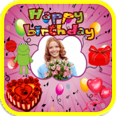 Birthday Frames HD