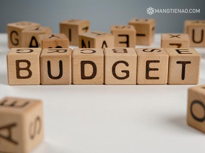 Nên lập ngân sách khi kinh doanh tiền ảo