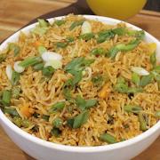 Chicken Szechuan Fried Rice