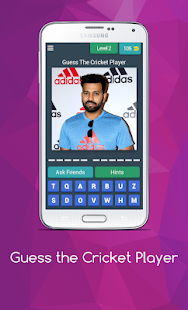 Download Guess The Cricket Player For PC Windows and Mac apk screenshot 3