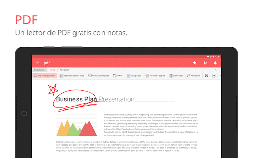 Polaris Office - Word, Docs, Sheets + PDF Reader Screenshot