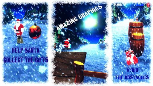 Santa Surfer - Christmas Dash