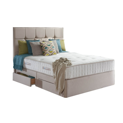 Sealy Riva Ortho Pocket 1400 Divan Bed