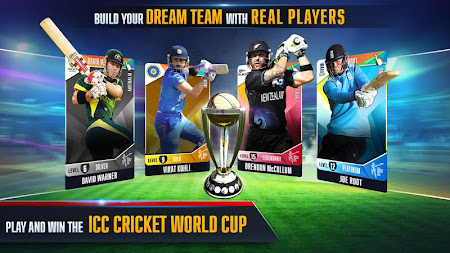 ICC Pro Cricket 2015 1.0.23 screenshot 148217