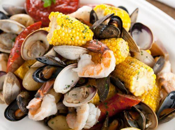 A Clambake Without Lobster!!